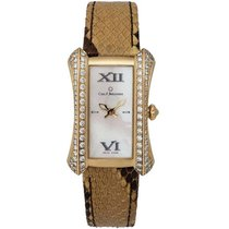Carl F. Bucherer Alacria Yellow gold 26.5mm Mother of pearl United States of America, New Jersey, Cresskill