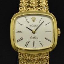 Rolex rolex cellini Yellow gold 1970 Cellini 24mm pre-owned