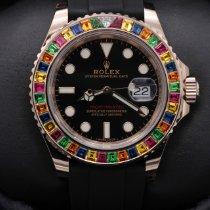 Rolex Yacht-Master 40 Rose gold 40mm Black United States of America, California, Huntington Beach