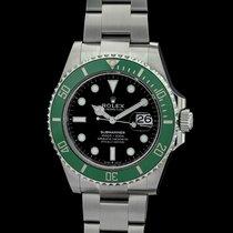 Rolex Submariner Date nuovo 2021 Automatico Orologio con scatola e documenti originali 126610lv