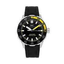 IWC Aquatimer Automatic 2000 Steel 44mm Black No numerals United States of America, Pennsylvania, Bala Cynwyd