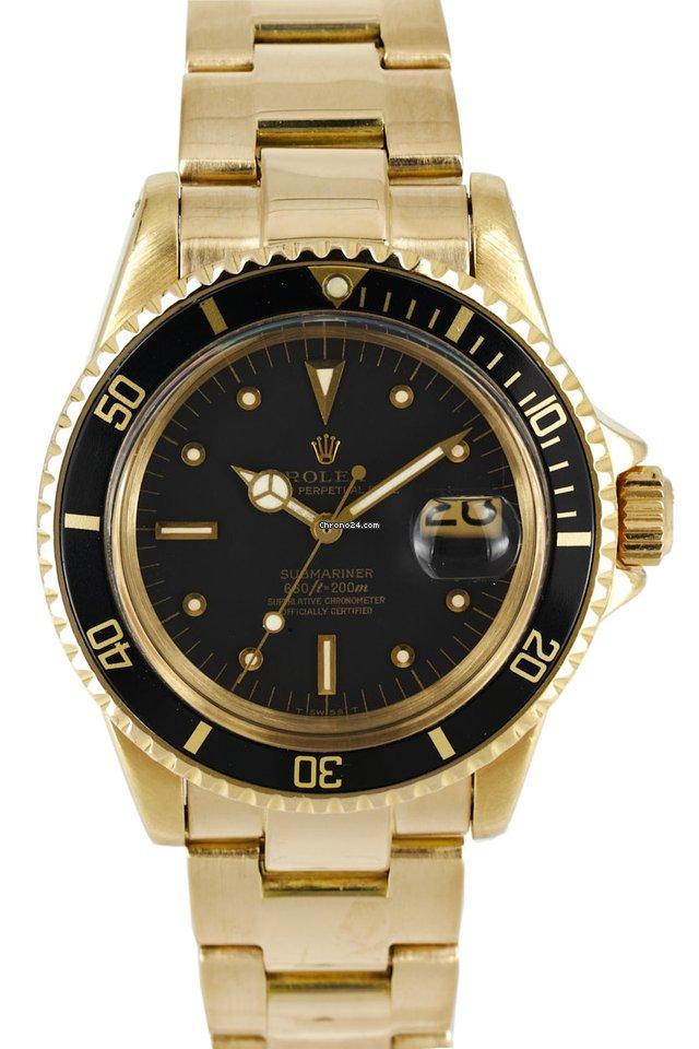 Rolex Submariner Date 1680 1969 tweedehands