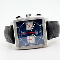 TAG Heuer Steel 39mm Automatic CAW2111.FC6183 pre-owned