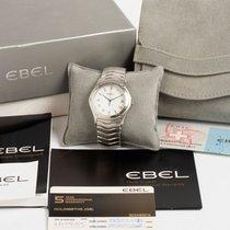 Ebel Classic Steel White