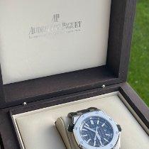 Audemars Piguet Royal Oak Offshore Diver gebraucht 42mm Schwarz Datum Kautschuk