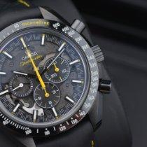 Omega Speedmaster Professional Moonwatch Włókno węglowe 44.25mm Czarny Bez cyfr Polska, Warszawa