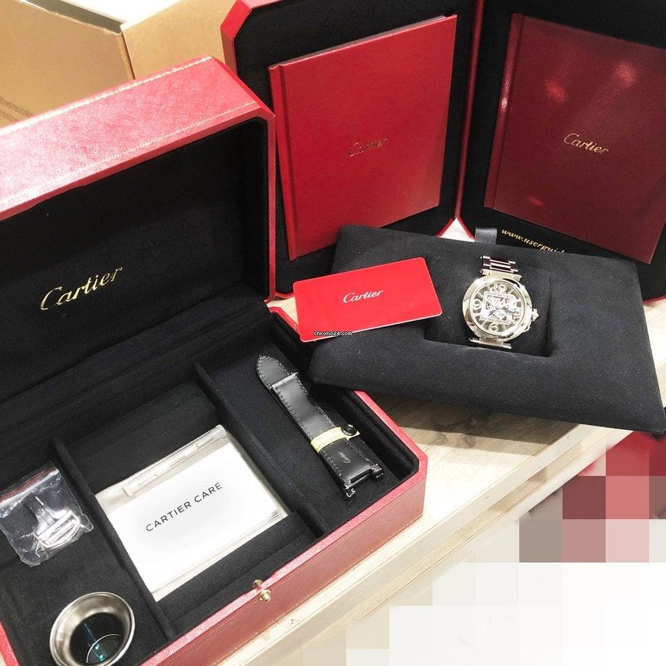 Cartier Pasha WHPA0007 2021 new