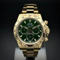Rolex Daytona 116508 Ubrugt Gult guld 40mm Automatisk