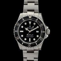 Rolex Sea-Dweller 4000 Acciaio 40mm Nero Senza numeri Italia, arezzo