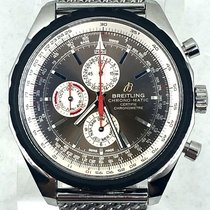 Breitling Chrono-Matic 1461 Acero 49mm Bronce Sin cifras