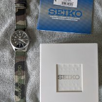 Seiko 5 Sports Steel 42mm Black Arabic numerals United States of America, New York, Amherst