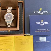 Breitling Chronomat Colt new 2020 Automatic Watch with original box and original papers A17313101F1A1