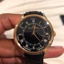 Maurice Lacroix Masterpiece Cinq Aiguilles Rose gold 40mm United States of America, New Jersey, Hackensack
