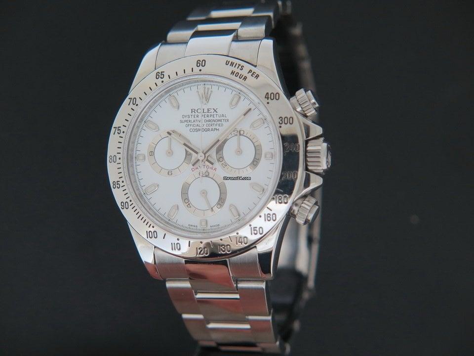 Rolex Daytona 116520 2012 tweedehands