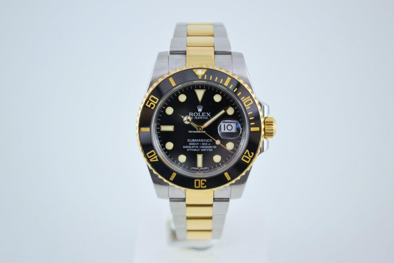 Rolex Submariner Date 116613LN 2011 tweedehands
