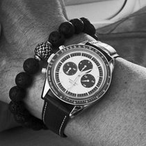 Omega Speedmaster Professional Moonwatch Steel 39.7mm Silver No numerals