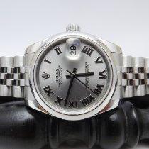 Rolex Lady-Datejust Acciaio 31mm Argento Italia, Rassina