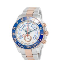 Rolex Yacht-Master II Steel 44mm White United States of America, New York, Hartsdale