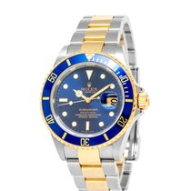 Rolex 16613 Gold/Steel 2007 Sultan 40mm pre-owned United States of America, New York, Hartsdale