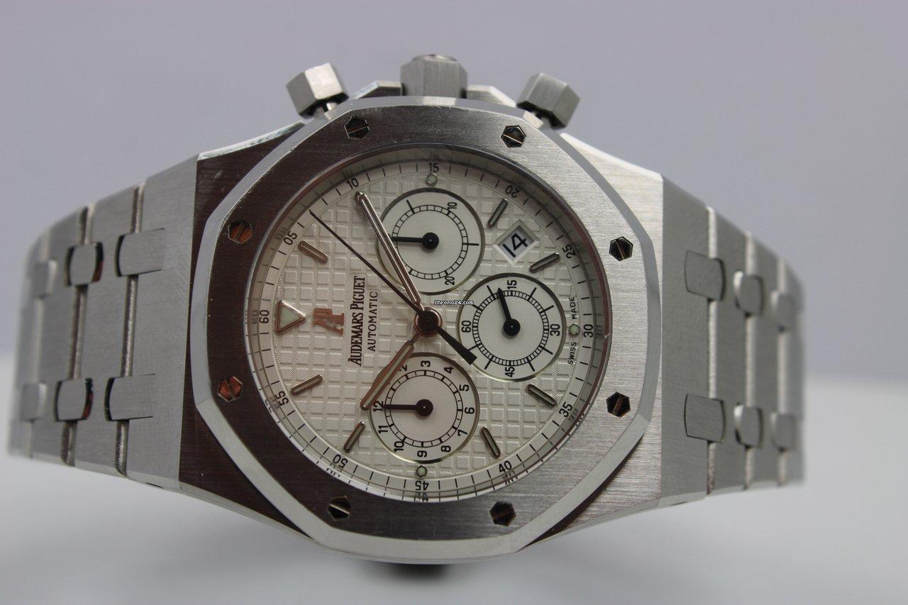 Audemars Piguet Royal Oak Chronograph 25860ST.OO.1110ST.05 2002 tweedehands