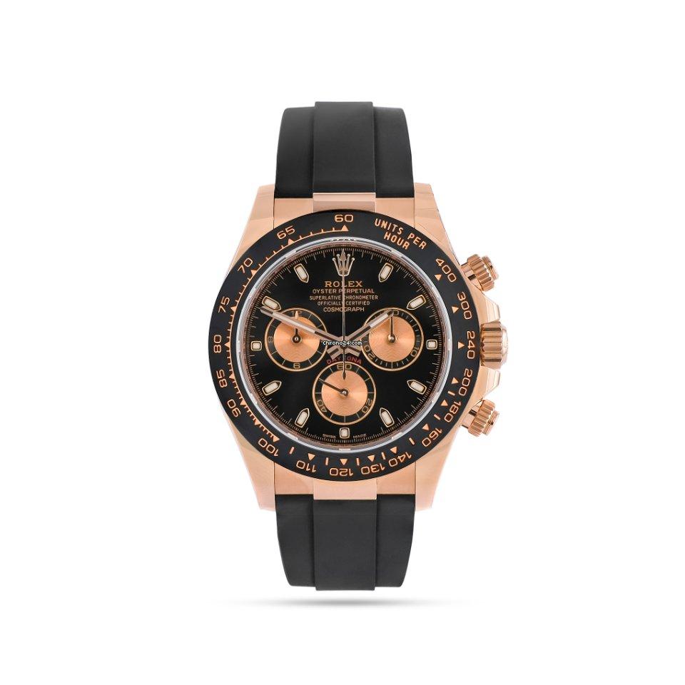 Rolex Daytona 116515ln 2021 pre-owned