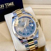 Rolex Datejust 126333 Nové Zlato/Ocel 41mm Automatika