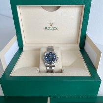 Rolex Oyster Perpetual 31 Steel 31mm Blue No numerals United Kingdom, London