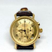 Zenith El Primero Chronograph Oro amarillo 36,5mm Oro Romanos