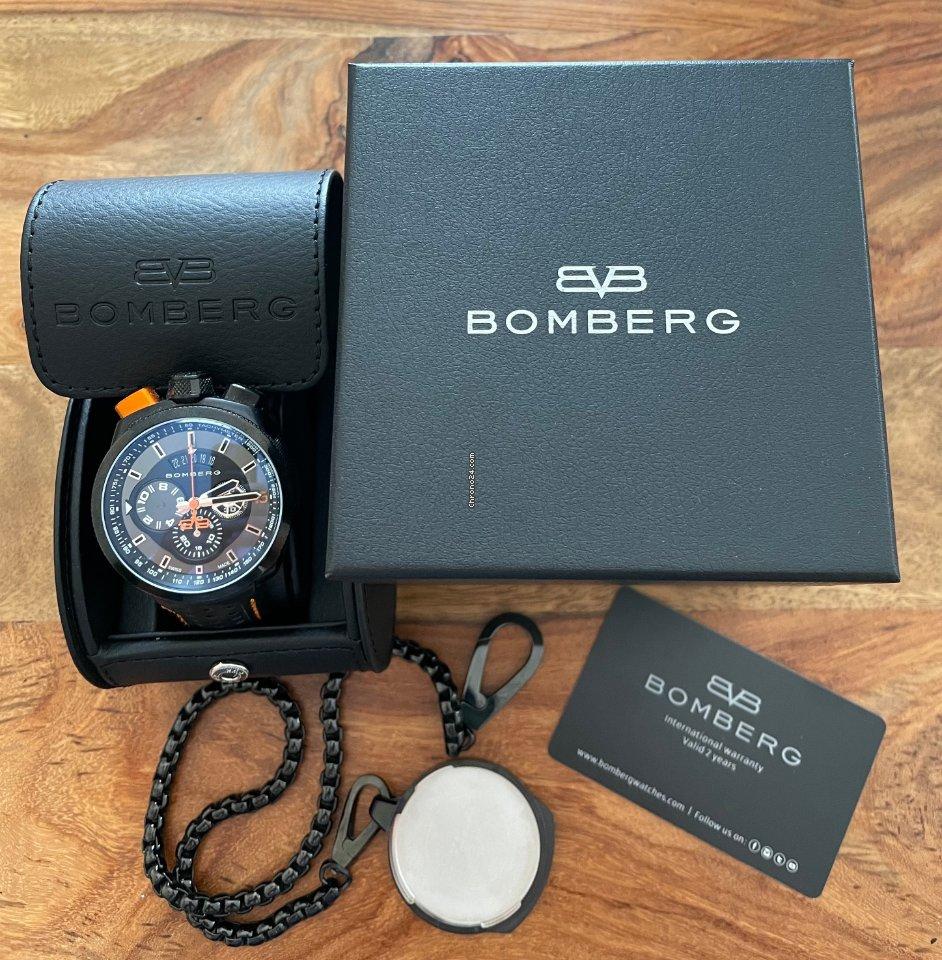 Bomberg Bolt-68 BS45CHPBA.SOHO.3 2015 новые
