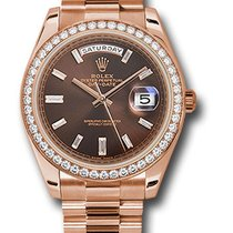 Rolex 228345 Oro rosa 2021 Day-Date 40 40mm nuevo
