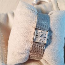 Jaeger-LeCoultre Silver Manual winding 15mm pre-owned