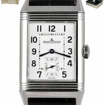 Jaeger-LeCoultre Steel Reverso Classique 45mm pre-owned United States of America, New York, Smithtown