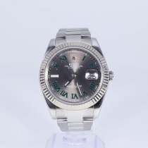 Rolex 126334-0021 Steel 2018 Datejust 41mm pre-owned United States of America, New Jersey, HOBOKEN