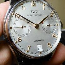 IWC 500114 Сталь 42mm подержанные