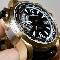 Jaeger-LeCoultre Master Compressor Extreme W-Alarm Rose gold 46mm Black United States of America, North Carolina, Winston Salem