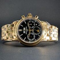 Patek Philippe Perpetual Calendar Chronograph новые Механические Часы с оригинальными документами и коробкой 5204/1R-001