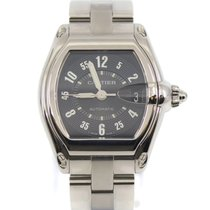 Cartier 2510 Steel Roadster 37mm pre-owned United States of America, New York, New York
