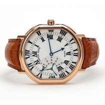 Daniel Roth pre-owned Manual winding 44mm White