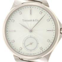 Tiffany new Automatic 33mm Steel Sapphire crystal