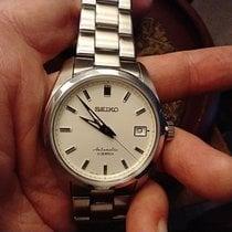 Seiko Spirit Steel 38mm White No numerals United States of America, Missouri, Florissant