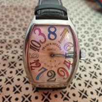 Franck Muller Steel Automatic 5850 CH pre-owned India, THANE
