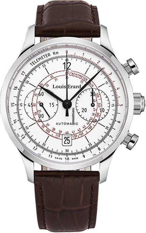 Louis Erard Heritage Mens Watch for R14 047 for sale from