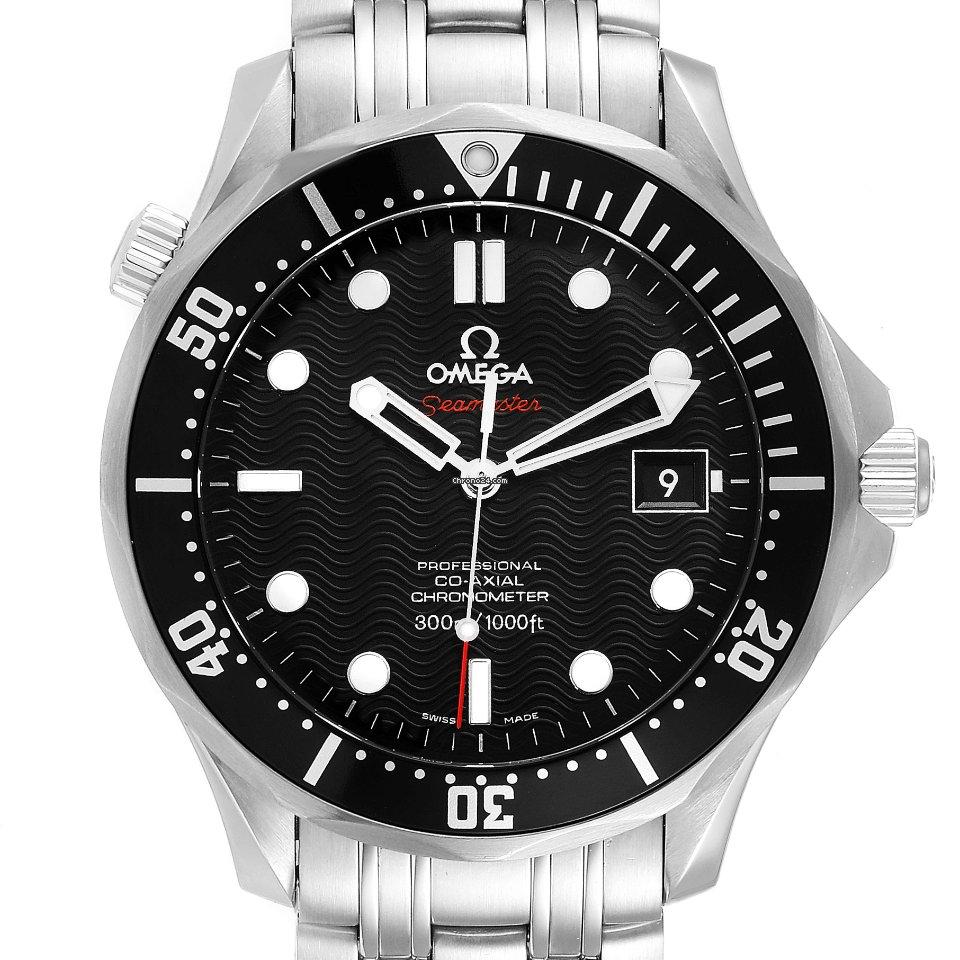 Omega Seamaster Diver 300 M 212.30.41.20.01.002 2012 подержанные