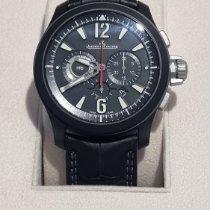 Jaeger-LeCoultre Master Compressor Chronograph Ceramic Cerámica 44mm Negro Arábigos