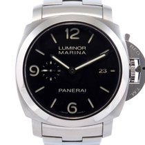 Panerai Steel 2010 Luminor 1950 44mm