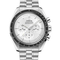 Omega 310.60.42.50.02.001 Witgoud 2021 Speedmaster Professional Moonwatch nieuw