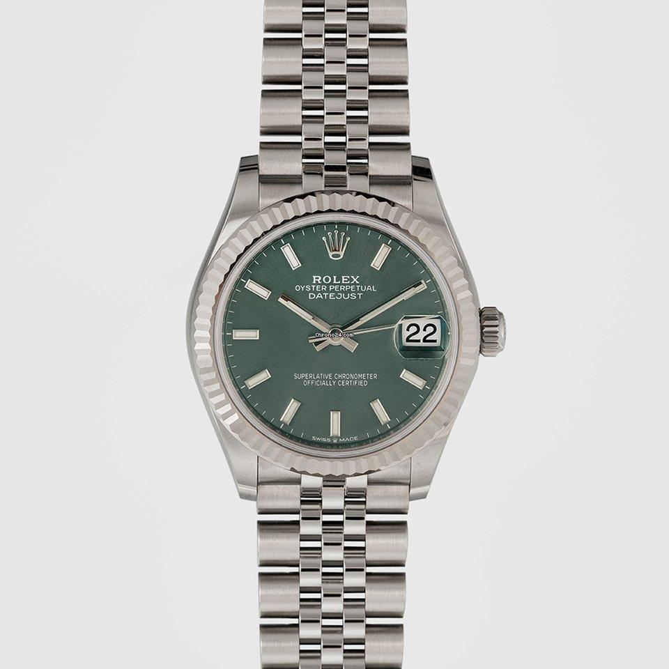 Rolex Datejust 31 278274 2021 nowość