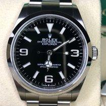 Rolex Explorer Steel 36mm Black Arabic numerals Thailand, Nakhon Sawan