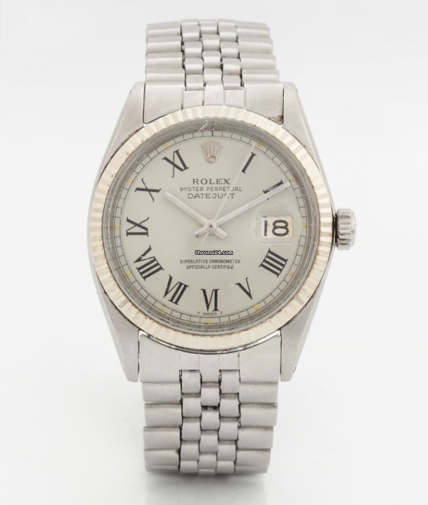 Rolex Datejust 16014 1964 pre-owned