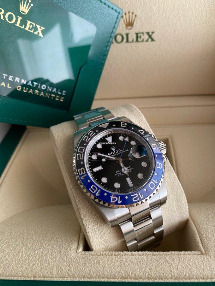 Rolex GMT-Master II 126710BLNR-0003 2021 nou